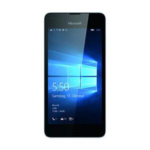 Microsoft A00026407 Lumia 550 LTE Smartphone (4G) Nero