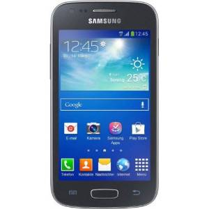 Samsung Galaxy Ace 3 Smartphone, Display 4 pollici, Dual-Core, 1,2 GHz, 1GB RAM, Fotocamera 5 MP, Android 4.2, Nero [Germania]