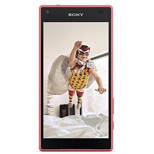 Sony Xperia Z5 Compact Smartphone, Display 4,6 Pollici, Memoria 32 GB, Android 5.1, Corallo [Germania]
