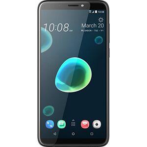 """HTC Desire 12+ Smartphone da 6"""" Doppia Sim 4G, Nero, 32Gb"""