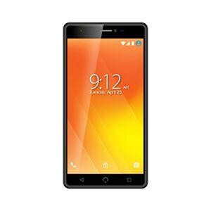 "NUU MOBILE SMARTPHONE M3x M3x-EU-BLK Black 5,5"" DualSim QC 1.3GHz 3GB 32GB 8+5Mpx 4G CORPO IN METALLO Android 7.0"