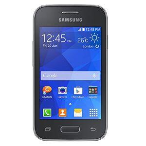 "Samsung Galaxy Young 2 SM-G130H 8,89 cm (3.5"") 0,5 GB 4 GB Doppia SIM Nero, Grigio 1300 mAh"