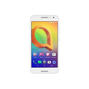 Alcatel A3 LTE Smartphone, Memoria Interna da 16 GB, Bianco [Italia]