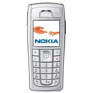 Nokia 6230i, Cellulare, Tri-band GPRS , Schermo a Colori , Bluetooth , Colore : Argento