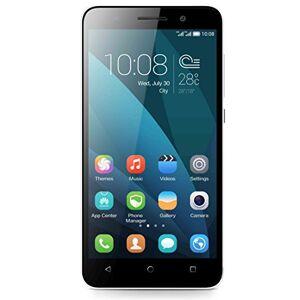 Honor 4X Smartphone, 4G LTE, Dual MICRO-SIM , Display 5,5 Pollici HD, Fotocamera 13 MP, Memoria 8 GB, Android 4.4, Bianco