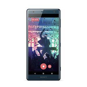"""Sony Xperia XZ2 - Smartphone 5.7 """"(Octa-core 2.8 GHz, RAM 4 GB, memoria interna 64 GB, fotocamera 19 MP, Android), Verde (Versione spagnola)"""