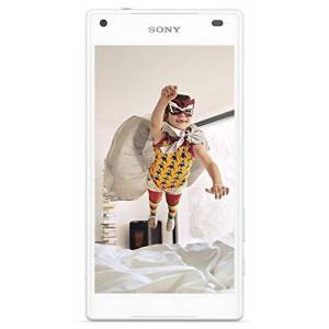 Sony Xperia Z5 Compact Smartphone, Display 4,6 Pollici, Memoria 32 GB, Android 5.1, Bianco [Germania]