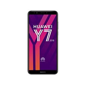 """Huawei Y7 2018 15,2 cm (5.99"""") 2 GB 16 GB Doppia SIM 4G Nero 3000 mAh"""