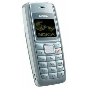 Nokia 1110i - Telefonino, grigio chiaro