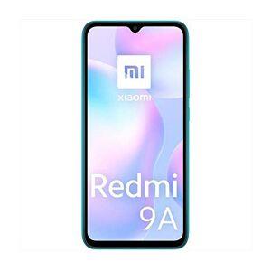 "Xiaomi Smartphone Xiaomi Redmi 9At Tim Peacock Green 6.53"" 2Gb/32Gb 5000Mah Dual Sim"