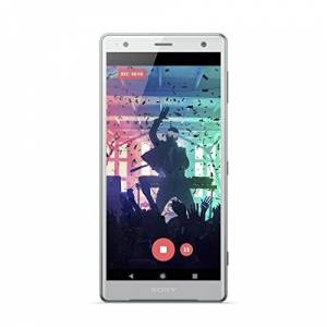"""Sony Xperia XZ2 - Smartphone 5.7 """"(Octa-core 2.8 GHz, RAM 4 GB, Memoria interna 64 GB, fotocamera 19 MP, Android) Argento, Versione Spagnola"""