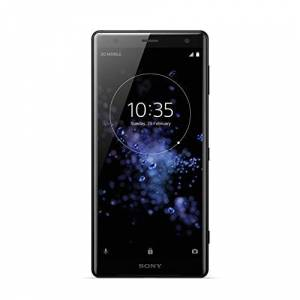 "Sony Xperia XZ2 Smartphone, Display 5.7"", 64 GB, Mono Sim, Nero [Italia]"