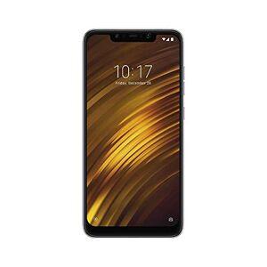 Xiaomi Pocophone F1, Smartphone da 128 GB, 6 GB RAM, Dual Sim, Blu (Blue Steel)