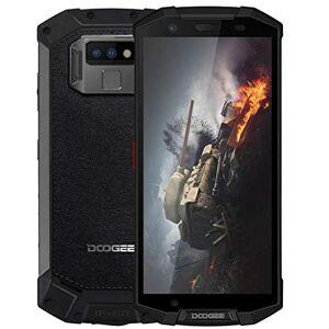 """DOOGEE S70 LITE - 5,99""""FHD + Smartphone da esterno 4G dual sim, IP68 / IP69K impermeabile/antipolvere, Helio P23 Octa Core da 4 GB + 64 GB, modalit di gioco/carica wireless supportata - nero"""