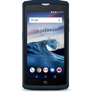 Crosscall Core-X3 Smartphone Resistente, 5'' - 16 GB Espandibili, Dual Nano SIM, Android, Blu