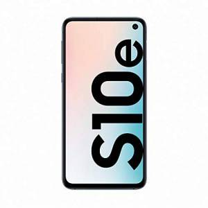 "Samsung Galaxy S10e Smartphone, Display 5.8"", 128GB, Dual SIM, Versione Spagnola, Nero"