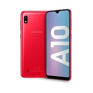"""Samsung A10 Tim Red 6.2"""" 2gb/32gb + Micro Sd 32gb Dual Sim"""