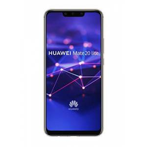 Huawei Mate20Lite 4 GB/64 GB Dual SIM Smartphone - Platinum Gold (international)