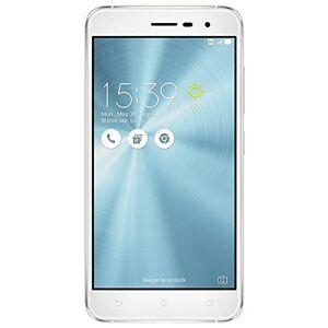 "Asus ZenFone 3 Smartphone, Dual SIM, Display da 5.2"", Memoria Interna da 32 GB, 3 GB RAM, Bianco [Italia]"