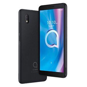 Alcatel 1B Smartphone 4G Dual Sim, Display 5.5 HD+, 32GB, 2GB RAM, Camera, Android 10, Batt. 3000mAh, Prime Black [Italia]