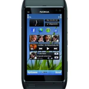 Microsoft Nokia N8Smartphone (12MP Carl Zeiss Camera, Xenon, Flash, porta HDMI, multi-touch, Ovi carte)