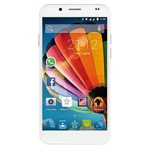"""Mediacom PhonePad Duo G512 5"""" Doppia SIM 1GB 8GB 2000mAh Blu"""