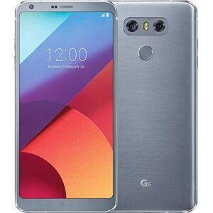 LG Mobile G6Smartphone (14,5cm (5,7pollici) QHD Plus Full Vision Display, memoria 32GB, Android 7.2) Argento [EU]