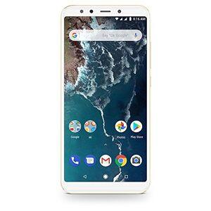 Xiaomi Mi A2 Smartphone 32 GB, Oro