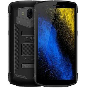 Blackview. Blackview BV5800-5,5 pollici HD + (rapporto 18: 9) IP68 impermeabile/antiurto smartphone Android 8.1, quad core da 1,5 GHz da 2 GB + 16 GB, batteria 5580 mAh - Nero