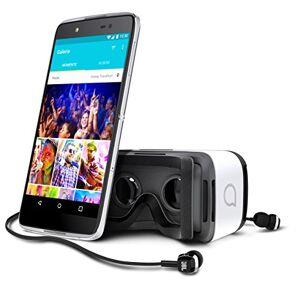 """Alcatel Idol 4 - Smartphone sbloccato con sistema Android (schermo da 5.2"""", fotocamera da 13 Mp, 16 GB, Octa-Core, 1.7 GHz, memoria RAM da 2GB)"""