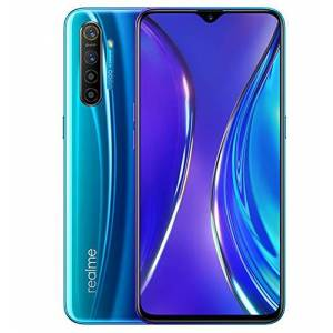 realme X2 Smartphone 6.4, 2340 x 1080 pixel, Snapdragon 730 G, 8 GB RAM e 128 GB ROM, Camera 64 MP, ColorOS 6, Pearl Blue
