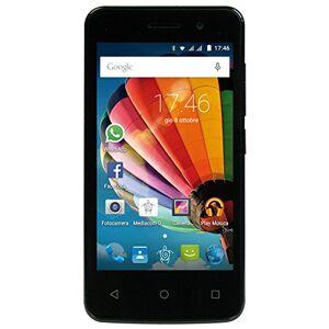 Mediacom PhonePad Duo G410 Smartphone da 4 GB, Dual-SIM, Rosso