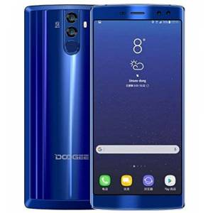 DOOGEE BL12000-6.0 pollici FHD + (rapporto 18: 9) batteria 12000mAh smartphone Android 7.0 4G, Octa Core da 1,5 GHz 4 GB + 32 GB, fotocamere Quad (16 MP + 8 MP + 16 MP + 13 MP), Carica rapida - Blu