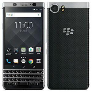 "Blackberry KEYone Smartphone Silver Edition 4G, RAM 3GB, Memoria 32GB , Display Multi-touch 4.5"" - 1620 x 1080 pixels - Flat IPS - 3:2, Tastiera Qwerty, Nero [Italia]"