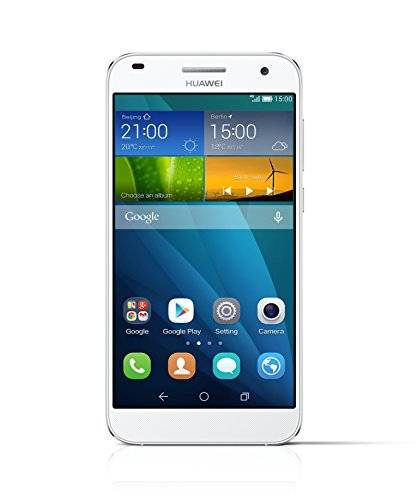 Huawei Ascend G7 Smartphone, 16 GB, Argento