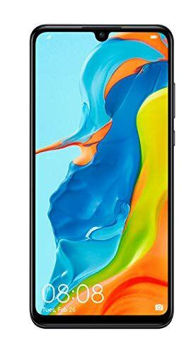 """Huawei P30 Lite New Edition Tim O.m. Midnight Black 6.15"""" 6gb/256gb Dual Sim"""