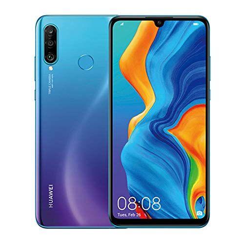 """Huawei P30 Lite Tim O.m. Peacock Blue 6.15"""" 4gb/128gb Dual Sim"""