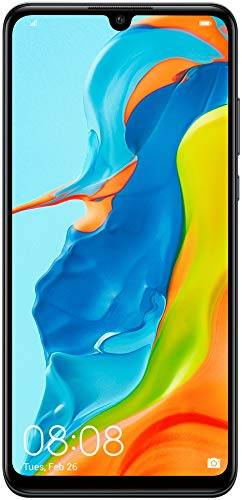 """Huawei P30 Lite Tim O.m. Midnight Black 6.15"""" 4gb/128gb Dual Sim"""