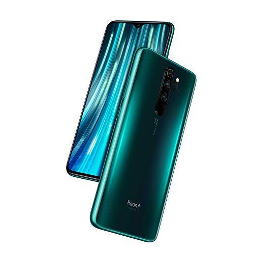 Xiaomi REDMI NOTE8 PRO 6+64GB GREEN EU