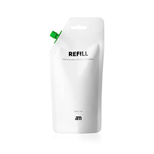 MAM AM Refill - for all AM refillable cleaning products, blister pack, 200ml. Green