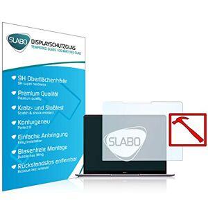 Slabo Premium Pellicola Protettiva in Vetro Temperato per Huawei MateBook 13 2020 Schermo Tempered Glass Crystal Clear - Graffi Fino a 9H