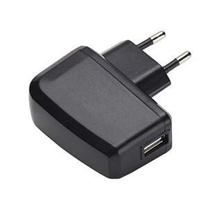 Slabo Alimentatore Adattatore USB per Realme 3 PRO   5   5i   5s Caricabatterie da Viaggio Caricabatterie Ultra-Slim - Nero   Nero