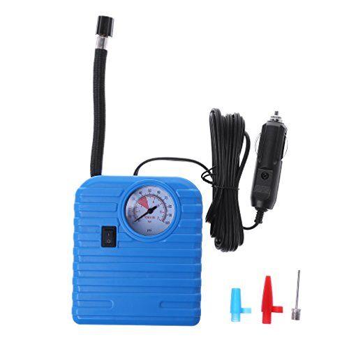 car accessories hfbwjfhgdj pompa di gonfiaggio del pneumatico portatile 12v pompa del compressore d'aria per auto pompa ad alta pressione automatica