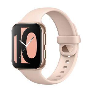 "Oppo Smartwatch da 41 mm, Schermo AMOLED 1,6"", GPS, NFC, Bluetooth 4.2, 1GB+8GB, WiFi, Wear OS by Google, Funzione di Ricarica Rapida VOOC, Versione Italia, Colore Pink"