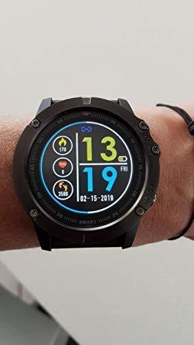 HolyHigh Smart Watch Run Sport Q58-3