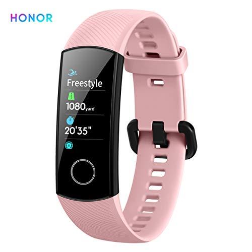 Honor Band 5 Smartwatch Fitness Tracker Watch Uomo Donna Smart Watch Polso Cardiofrequenzimetro Pedometro Smartband Tracker di attivit sportive