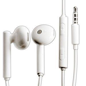 Huawei Cuffie auricolari per Huawei AM115 per smartphone Nexus 6P, P8, P8lite, P9, Y6, Y5, Y3, G7, Mate S, MateBook