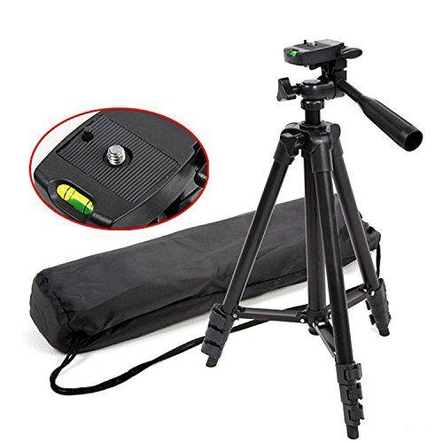 China Professionale Telecamera Treppiede Monopiede Supporto Supporti per Logitech webcam C922 C930e C930 C920 C615-nero