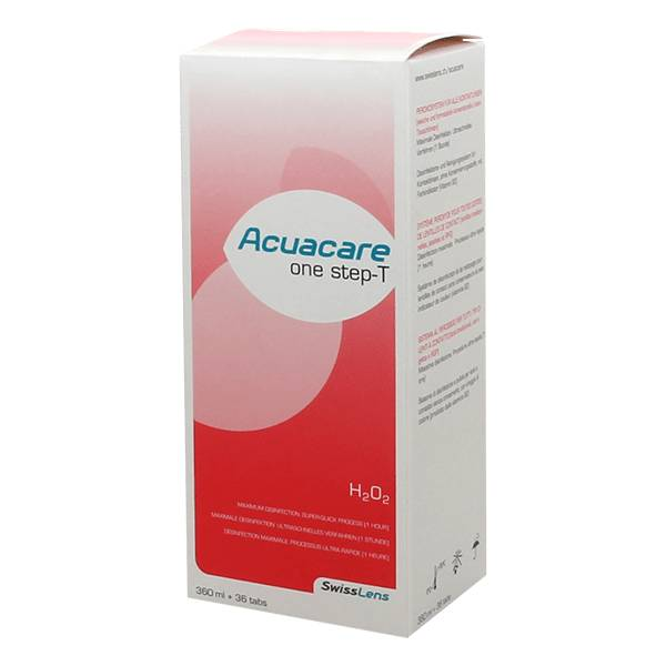 Swisslens Acuacare One Step-T  360ml