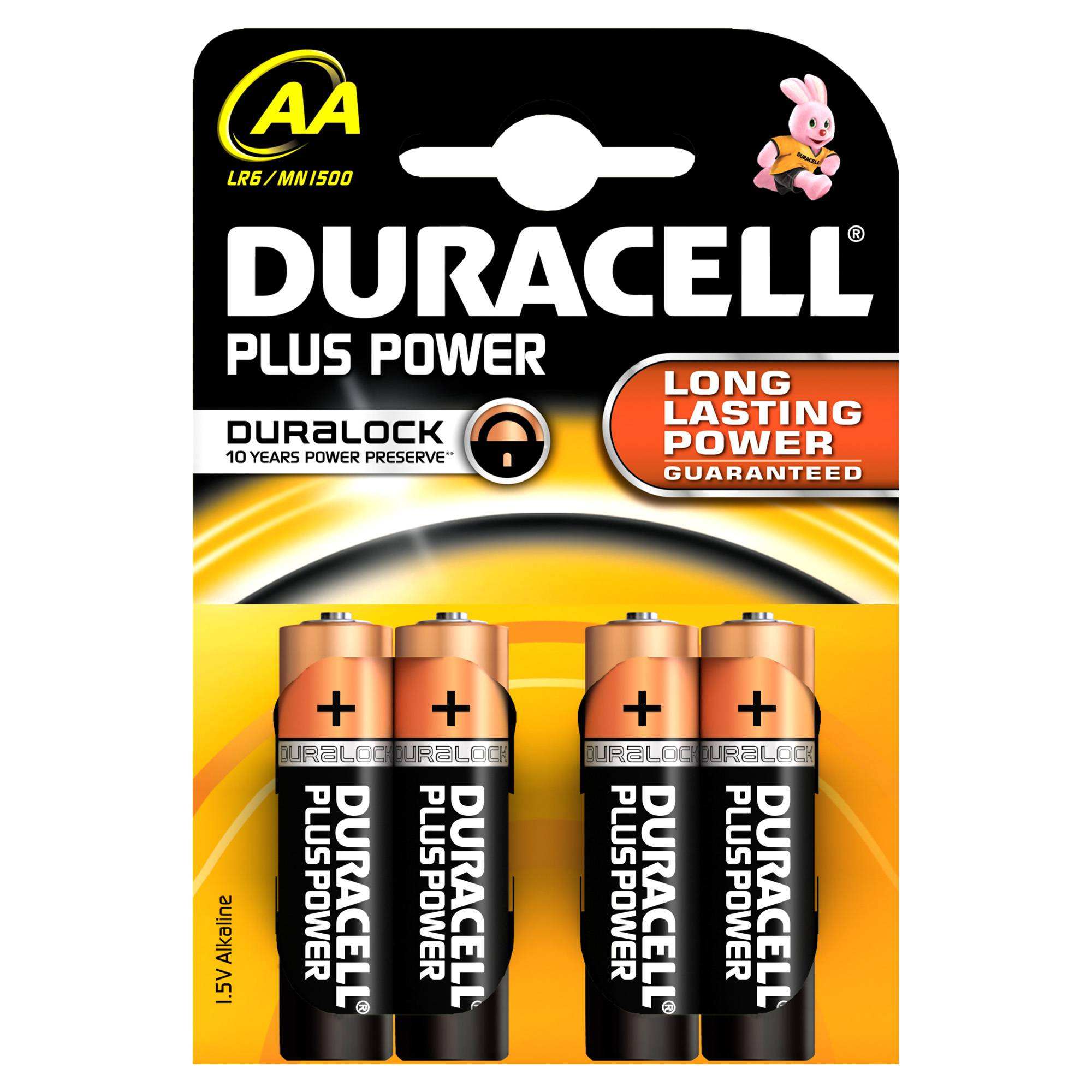 Duracell Plus Power AA - pile